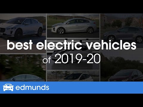 Best Electric Cars for 2019 & 2020 ― Top-Rated EV Cars and SUVs
