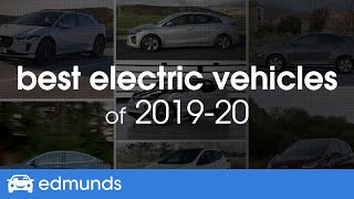 Best Electric Vehicles for 2019 and 2020
