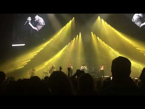 OneRepublic with Fitz and The Tantrums singing Rumour Has it (Honda Civic Tour Live Vancouver 2017)