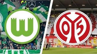 🔴 LIVE talk | VfL Wolfsburg -:- 1. FSV Mainz 05 | Bundesliga 23 Spieltag