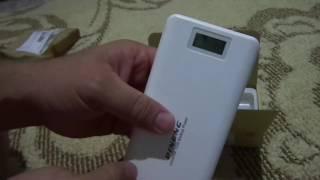 Unboxing Power Bank Pineng PN-999 Brasil