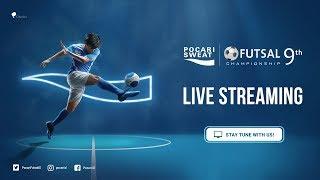 Pocari Sweat Futsal Championship 2018