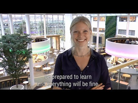 Become a leader in Technology, Be like Marije!
