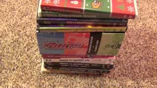 My Complete Cartoon Network DVD Collection!