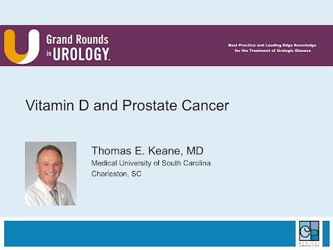 Vitamin D and Prostate Cancer