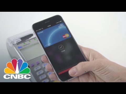 Apple Looks To Be The Mobile Payment Leader | Tech Bet | CNBC