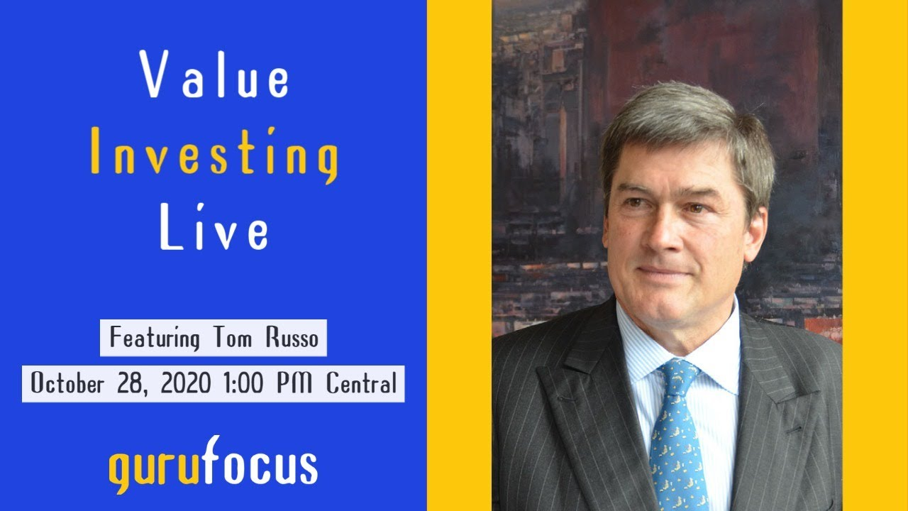 Value Investing Live Recap: To - GuruFocus.com