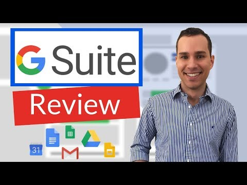 G Suite Business Review – Top 5 Reasons To Use Google Apps For Business (Digital Agencies)