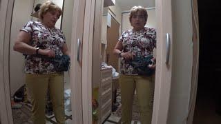 ВЛОГ Ужас в лифте 😱😱😱 / Купила сумку / Шикарный вечер / Храм 18 августа 2018 г.