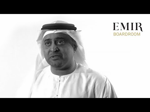 EMIR Boardroom | Dubai Economic Council, Secretary General