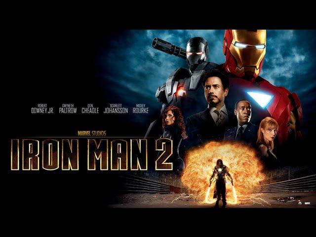Trailer Oficial De Iron Man 2 2010 Doblado Al Espanol Latino Youtube