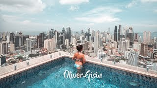 Stunning Views from a Rooftop Pool in Panama City