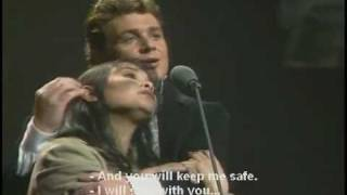 06 Michael Ball, Lea Salonga, A Little Fall of Rain - Les Misérables.flv