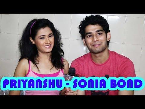 Priyanshu Jora and Sonia Balani talks about the bond they shared as Titu and Panchi