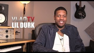 "Lil Durk on Keke Palmer Naming Him in Game of ""F*** Marry Kill"""