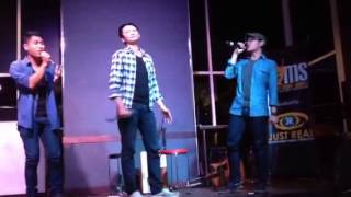 PETERPAN diatas normal 3tea perform @moodz 11-07-13