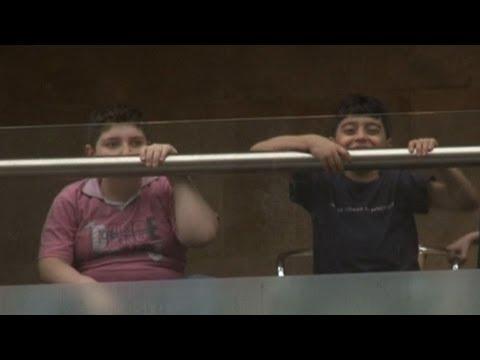 In Lebanon, summer resort an unlikely refuge for Syrians