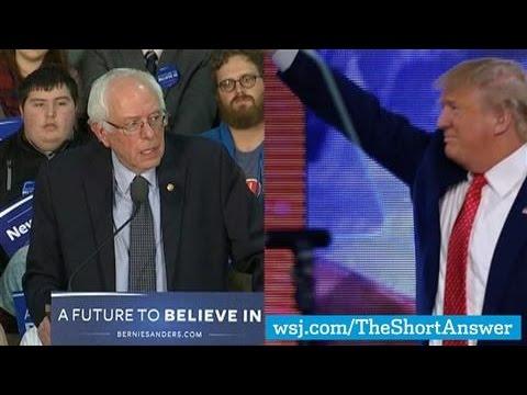 Trump, Sanders Conjure Populist Andrew Jackson