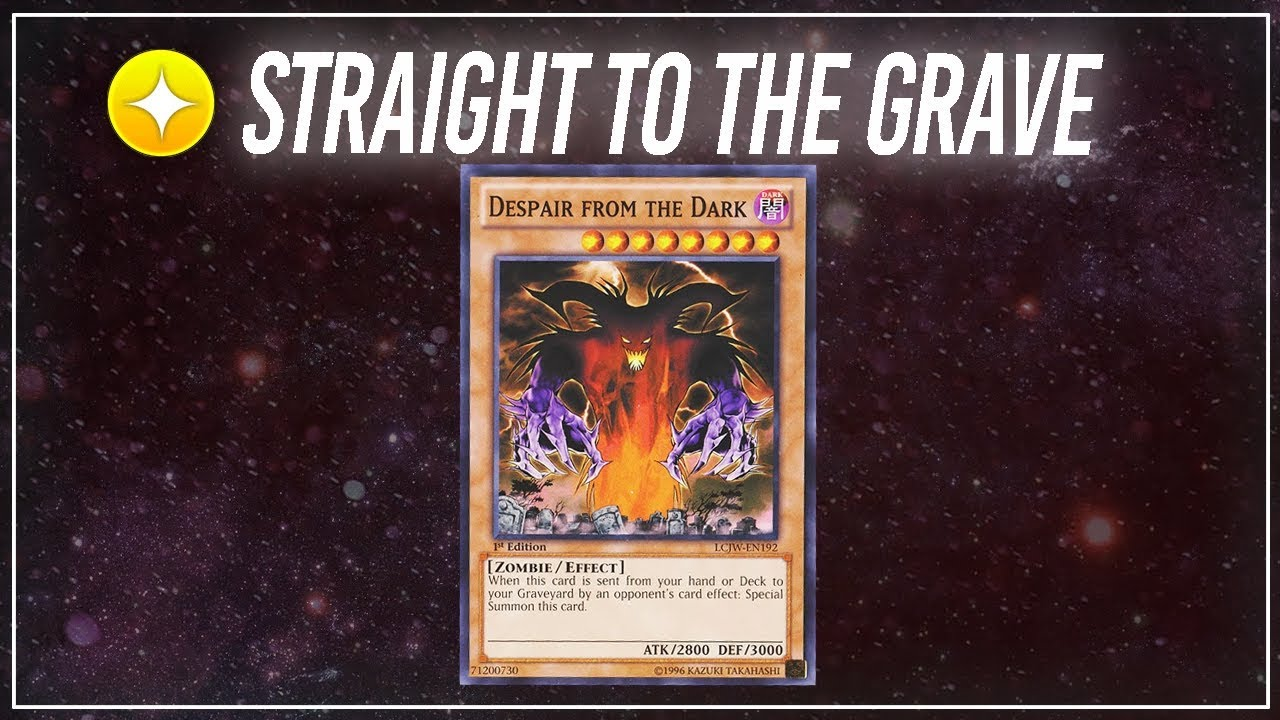 [Yu-Gi-Oh! Duel Links] Straight to the Grave