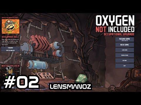 Oxygen Not Included - Ep 2 - Jobs?