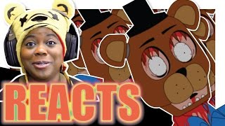 FNAF Balloons | Try Not To Cry | AyChristene Reacts