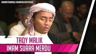 Download Lagu IMAM SHOLAT MERDU || Surat Al Fatiha & An Naba || Taqy Malik mp3