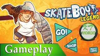 Skater Boy Legend Android/IOS Gameplay Review