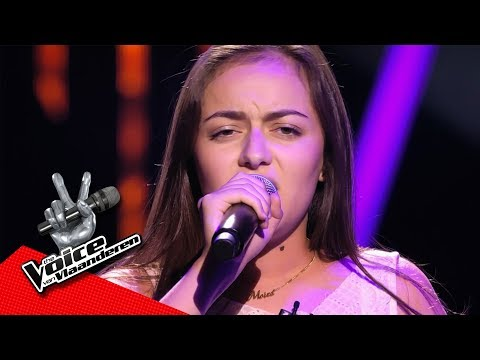 Moira - 'You Are The Reason' | Blind Auditions | The Voice Van Vlaanderen | VTM
