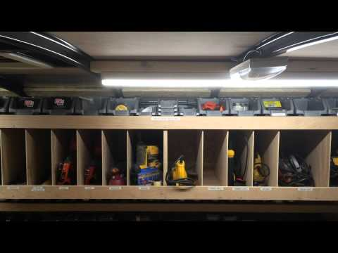 Ron paulk Inspired Mobil work shop 60-70% complete.