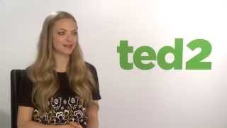 TED 2 Interview: Amanda Seyfried