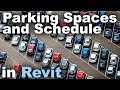 Parking in Revit with Schedule Tutorial
