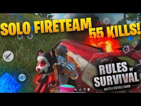 55 Kill Solo