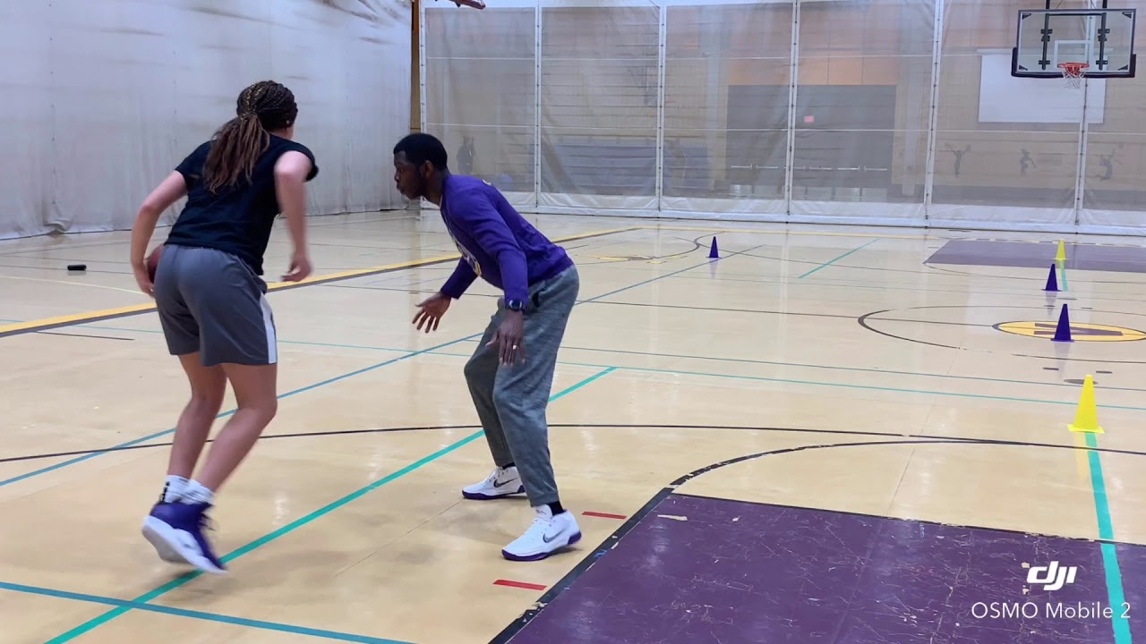 The WAY BASKETBALL- JADA SPENCE