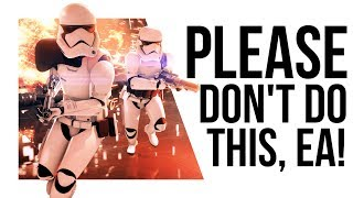 Star Wars Battlefront II has THE WORST kind of MICROTRANSACTIONS! thumbnail