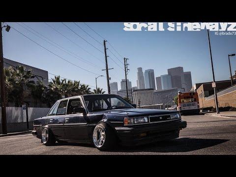 Street drifting! x Cressida drift