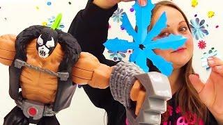 Поделки своими руками. Вырезаем снежинки из бумаги вместе с Бейном!(В новой игре для развития детей делаем поделки своими руками — снежинки из бумаги! В новом видео для детей..., 2016-11-08T14:52:45.000Z)