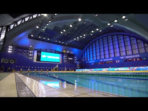 Tokyo Pan Pacific Championships - Ready to Race