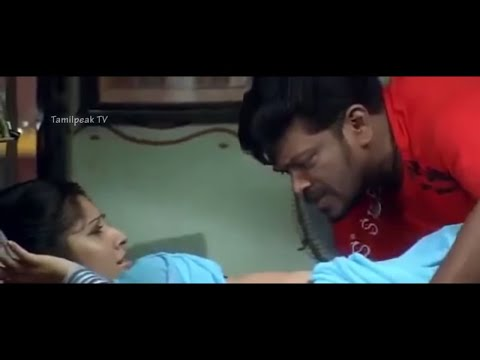 Actress Vijayalakshmi and Partheeban Love scene Soori Movie