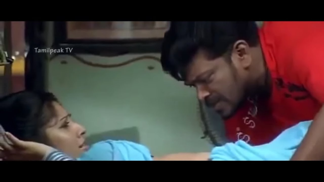 Actress Vijayalakshmi and Partheeban Love scene Soori