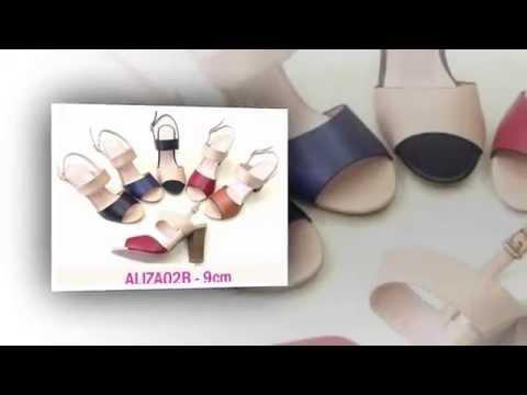 Các mẫu sandal siêu hot hè 2015