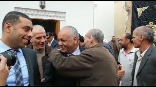 ورسعيد ترفع تمثال عبد الناصر فى عيدها الوطنى بحضور وزراء ومسئولين