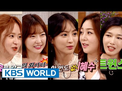 Happy Together - Jun-Park War [ENG/2016.09.29]