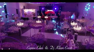 DJ KILAM EVENT - Extrait HD magnifique mariage - 06.23.56.31.41