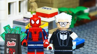 Lego Superhero Shopping Super …