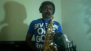 manzilen apni jagah hai raaste apni jaga instrumental cover by SAXOPHONE ABHIJIT