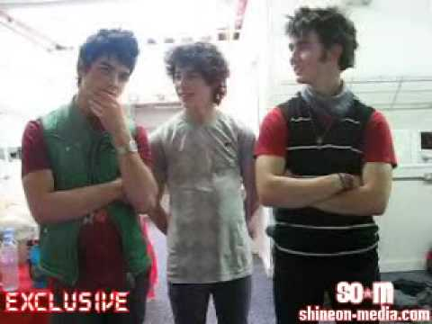 Exclusive SO-M Jonas Brothers Interview Part 1
