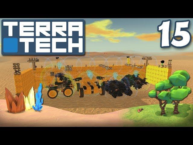 TerraTech | פרק 15 - בסיס ענק חדש!