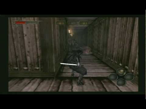 Shinobido Takumi (PS2) - Favourite Missions - Ninja Base ...