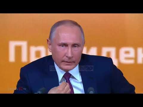 Putin: Kundërshtarët e Trumpit po dëmtojnë vetë SHBA - Top Channel Albania - News - Lajme