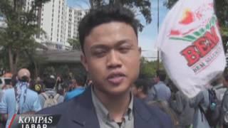 Unjuk Rasa Aksi Bela Rakyat 121   Kompas TV Jawa Barat